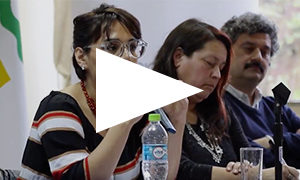 VIDEO | Así fue la clase 3 de la Escuela de Formación Progresista sobre DDHH