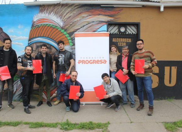 """Encuentro de Formación """"Juventud y Ciudadanía"""" en Quinta Normal"""
