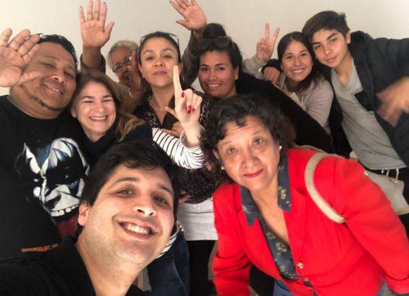 Encuentro de Formación junto a la juventud y vecin@s en Antofagasta