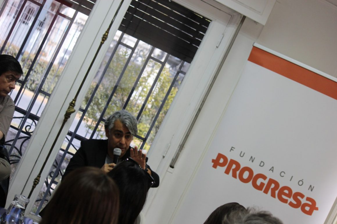 Marco Enríquez-Ominami inaugura nueva versión de Escuela de Formación y Liderazgo impulsada por la Fundación Progresa