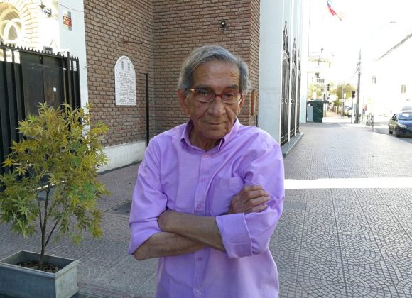 "Columna | Ha partido Jorge Mateluna: creador del mítico Enano Maldito del diario ""Puro Chile"""