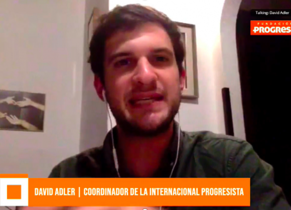"""Coordinador General de la Internacional Progresista expuso en taller virtual de Marco Enríquez-Ominami: """"Vivimos en un momento muy raro donde ya tenemos consciencia que nuestras crisis son globales"""""""