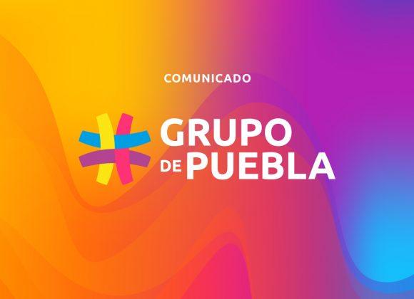 Cinco ministros en ejercicio, ocho expresidentes, dos destacados economistas y más de 40 líderes progresistas de Iberoamérica se reunirán para conmemorar el primer año de existencia del Grupo de Puebla