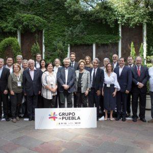 A un año de su creación el Grupo de Puebla se instala como el bloque progresista con más impacto político de Iberoamérica