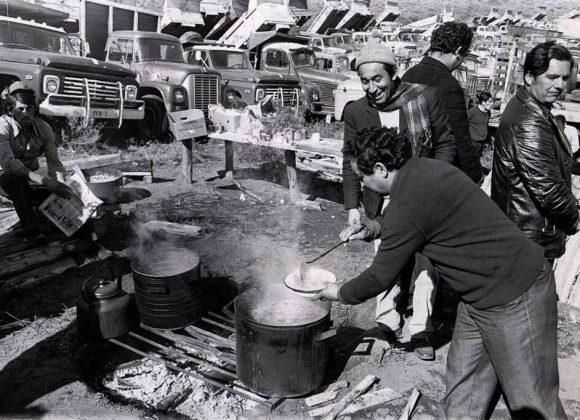 [Crónica Digital] El gremio empresarial de los camioneros y el golpe de Estado de 1973