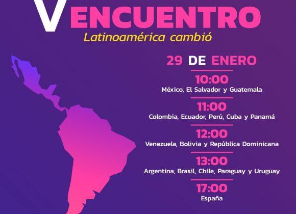 Latinoamérica Cambió: Grupo de Puebla tendrá su esperado V encuentro