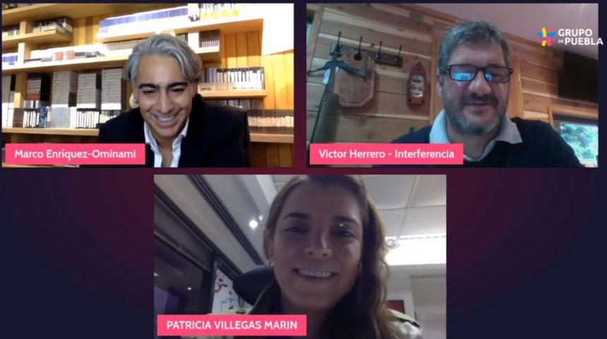 Grupo de Puebla debatió sobre la relación entre los medios de comunicación y la democracia