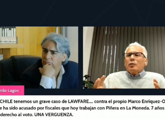 """Juez Baltasar Garzón respaldó a Marco Enríquez-Ominami y denunció Lawfare en su proceso judicial: """"Espero que la CIDH diga algo y el juicio se establezca cómo debe"""""""