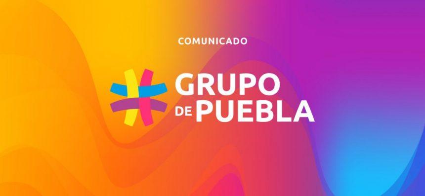 El Grupo de Puebla rechaza las amenazas de muerte en contra de Carlos Caicedo